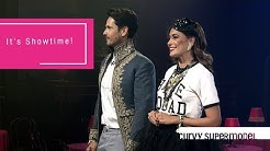 Curvy Supermodel - It's Showtime! - RTL II