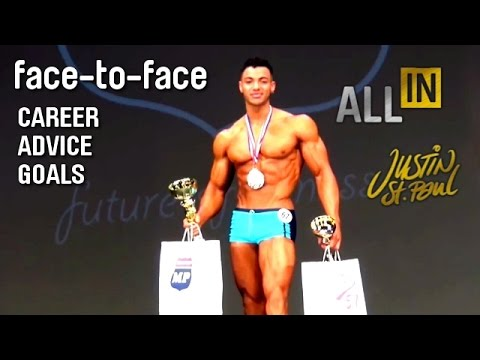Justin St Paul - face-to-face - Workout ALL IN