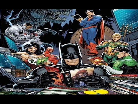 Top 10 DC Comic Book Characters