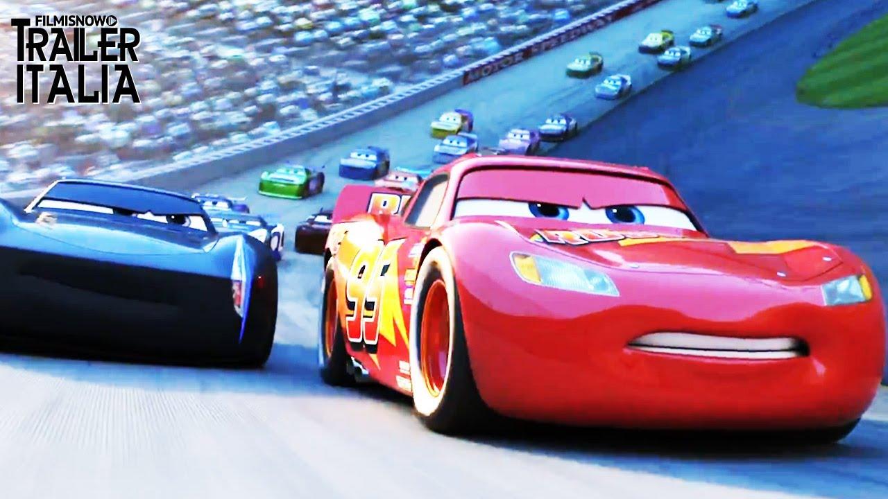 Cars 3 Saetta Mcqueen Torna Alle Origini Nel Nuovo Trailer