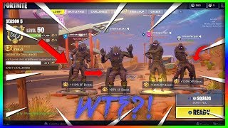 Some Skins In Fortnite Are SUPER Glitchy?! (Fortnite Battle Royale)