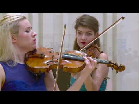 Edvard Grieg - Varen (last spring) for violin and string orchestra / Eldbjørg Hemsing - Violin solo