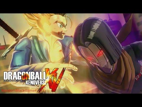 Dragon Ball Xenoverse - All Alternate/ Bad Timeline History Changes (English Dub)