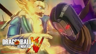 Dragon Ball Xenoverse - All Alternate/ Bad Timeline History Changes (English Dub)