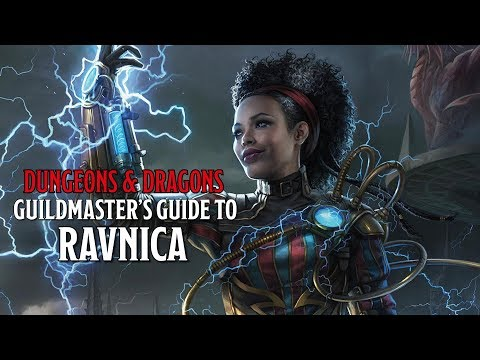 'Guildmasters' Guide to