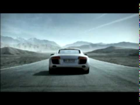 Audi R8 TV Commercial