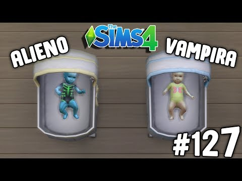 DUE GEMELLI, UN VAMPIRO E UN ALIENO?! - The Sims 4 #127