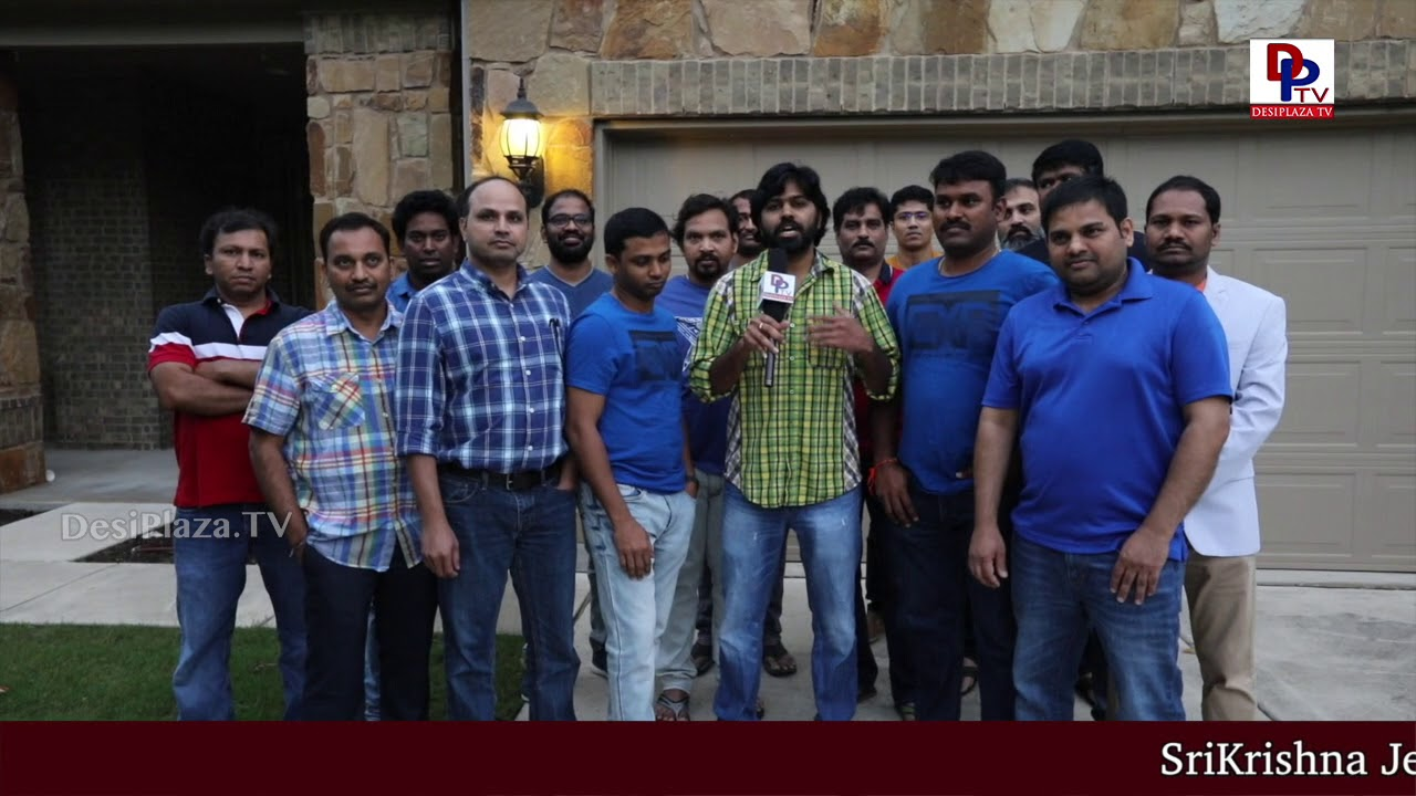 Austin  - Pawan Kalyan - Janasena Membership Drive in progress in Austin - Desiplaza TV