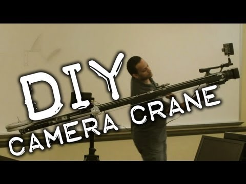 DIY - Homemade Camera Crane 2.0 Part-2