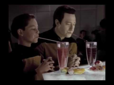 Lieutenant Commander Data Tribute
