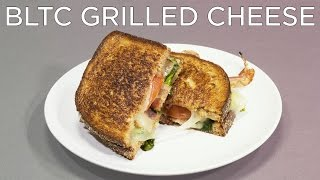 BLTC Grilled Cheese Recipe