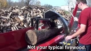 Repeat youtube video Lil Beaver 16 w log lift