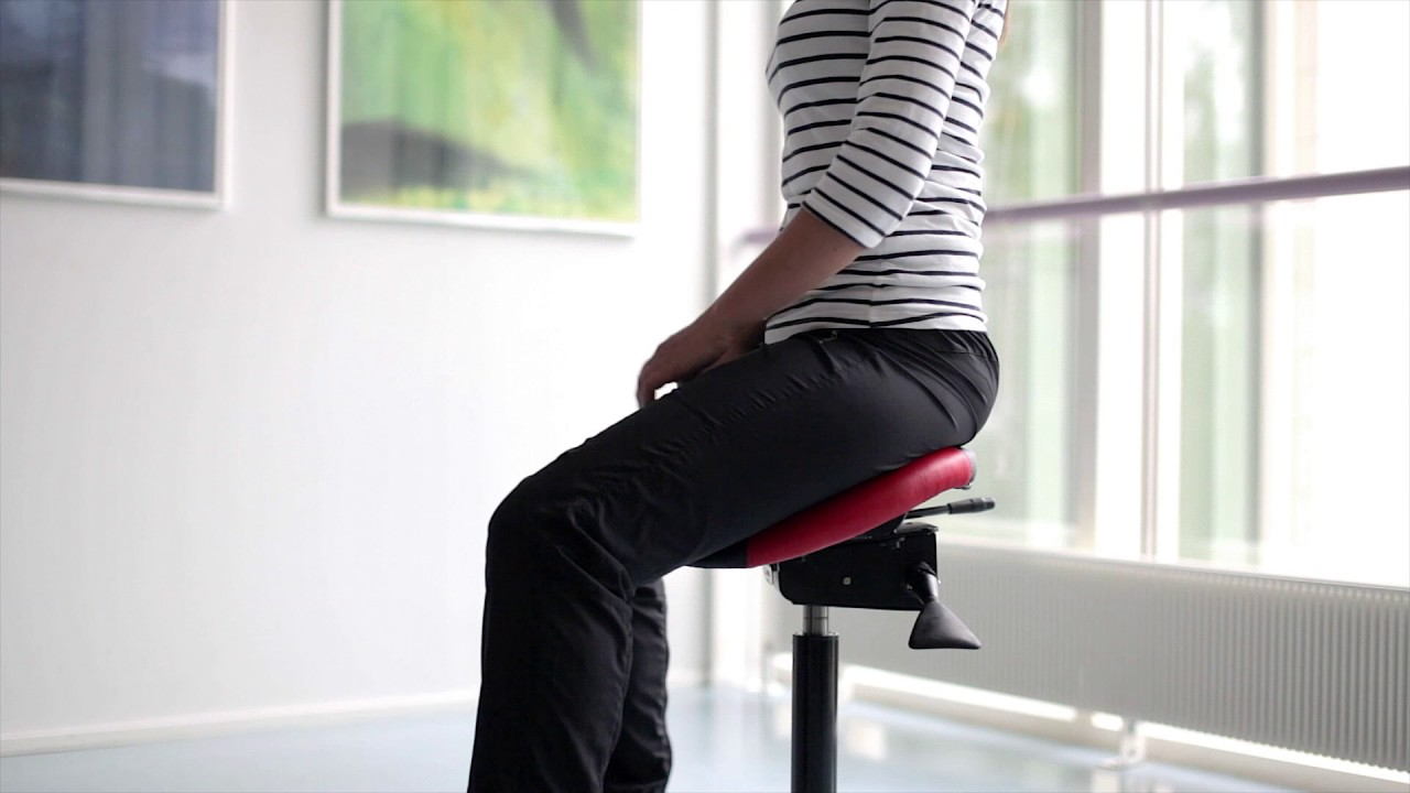 Salli Chair How To Use Salli Saddle Chair