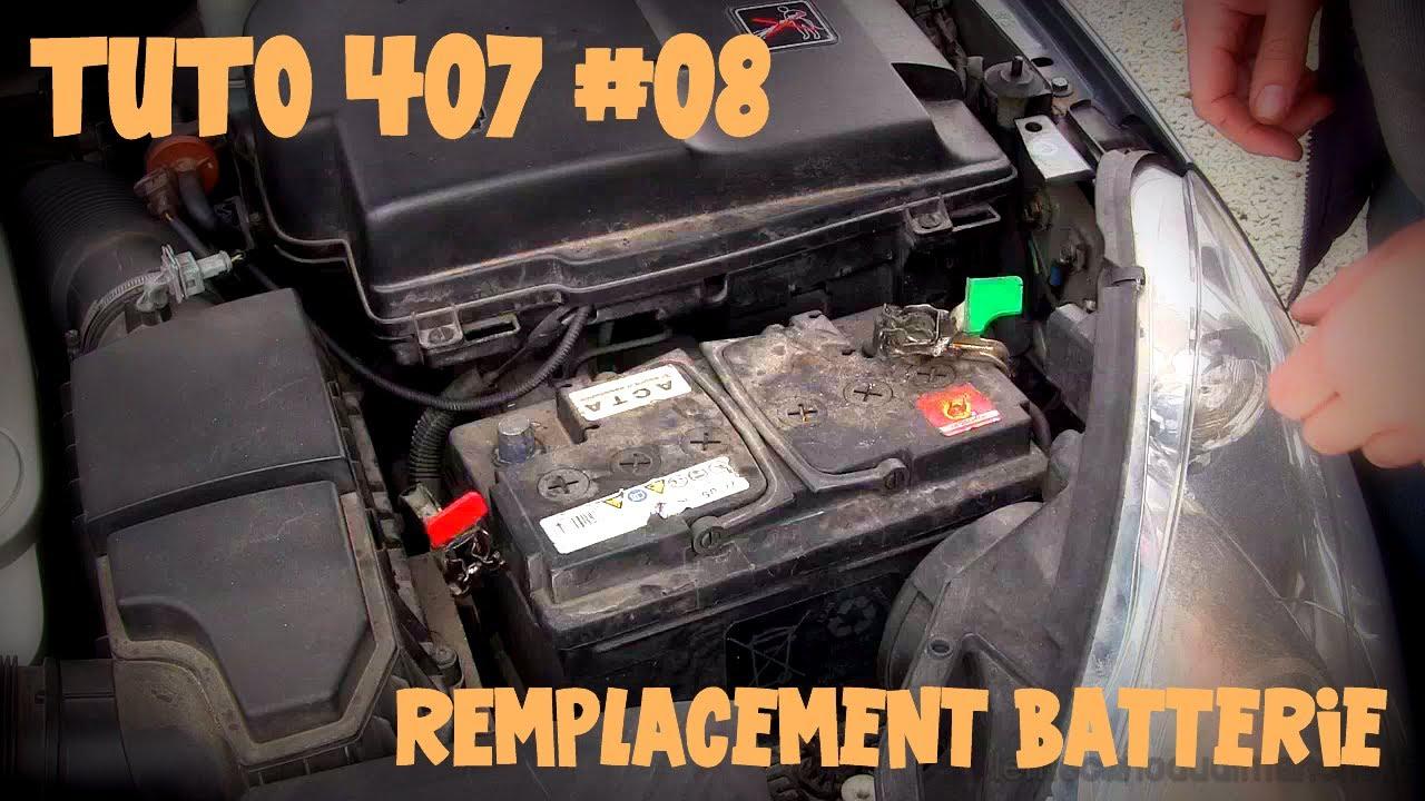 Batterie Espace 4 changer la batterie d 39 une clio 3