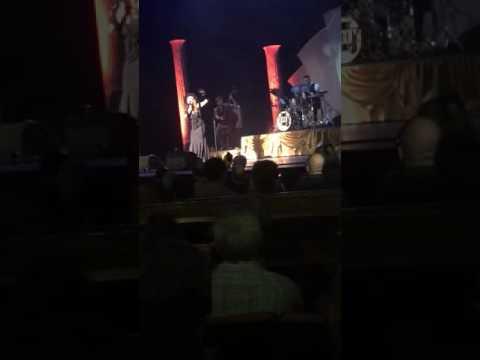 "Haley Reinhart ""Creep"" Radio City Music Hall with PMJ and Scott Bradlee on pano. 2016"