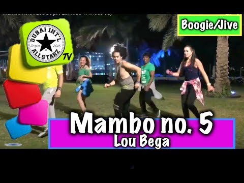 Mambo no5  Lou Bega  Zumba®  Alfredo Jay