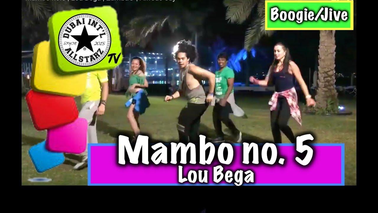 Mambo no 5 | Lou Bega | Zumba® | Alfredo Jay