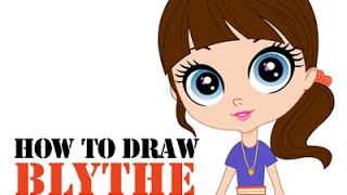 How to Draw Blythe Baxter From Littlest Pet Shop(This drawing tutorial will teach you How to Draw Blythe Baxter From Littlest Pet Shop This video is a companion to the written tutorial on ..., 2014-09-30T03:09:14.000Z)