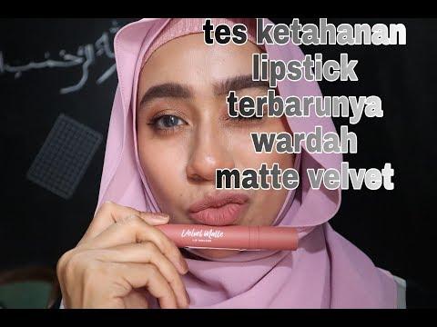 wardah-lip-matte-velvet-..-review-+-first-impression