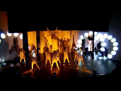 Hip-Hop Africa - Kids Annual Dance show 2017