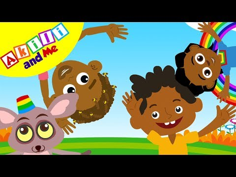 Count with Akili and Me | Learn Your 123s | Cartoons and Songs for Preschoolers