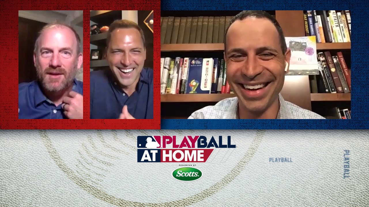 WBC Edition of Play Ball At Home presented by Scotts
