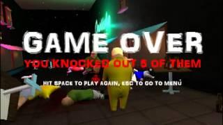 (FLASH) Драка в баре, забавная игра !! /жека007
