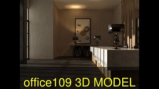 3D Model of office-109 Review