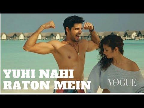 Aashiqui 3 Song | Yuhi Nahi Raton Mein | Mere Khuda | Siddharth Malhotra | Alia Bhatt