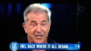 Mel Gibson Interview at NIDA
