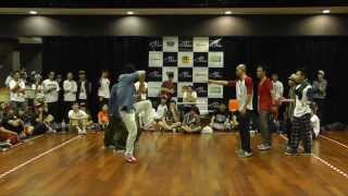 All Out Championship Vol 2 || Milkyway & The Own Style || Crew Battle