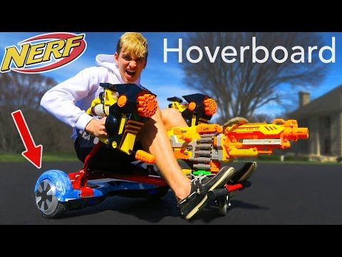 Thumbnail: HOVERBOARD NERF GUN!! (TRIPLE THREAT!)