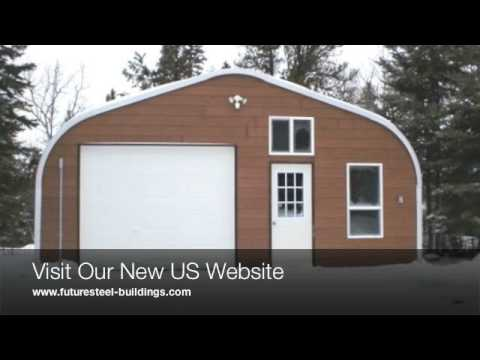 Future Steel Buildings Us Website Launch Youtube