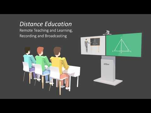 Video Conferencing Solution - Face to Face meeting beyond the distance - Dahua
