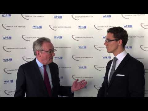 Interview with Klaus Esser - WHU Private Equity Conference 2014