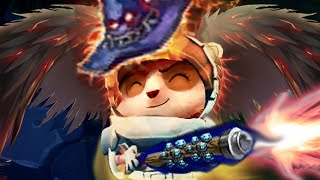 The Adventures of Full AP Teemo