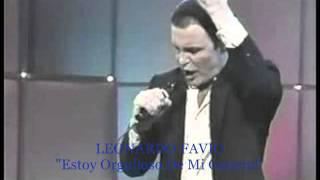 Leonardo Favio - Estoy Orgulloso De Mi General