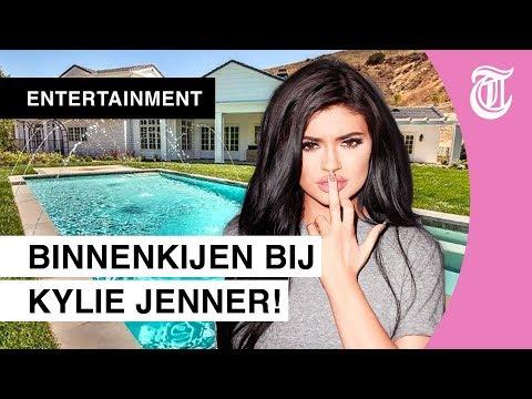 De megavilla's van Kris en Kylie Jenner