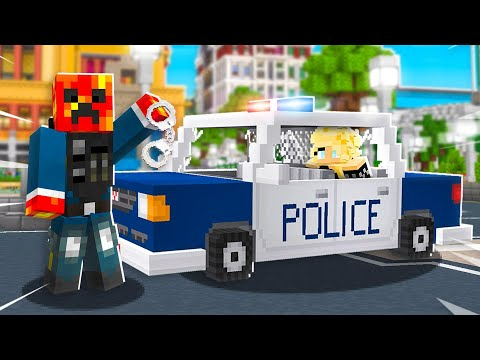 How To Play Minecraft As A Police Officer!