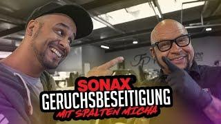 JP Performance - Sonax Geruchsbeseitigung! | Mit Spalten Micha