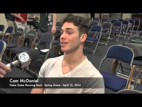 Cam Mcdaniel
