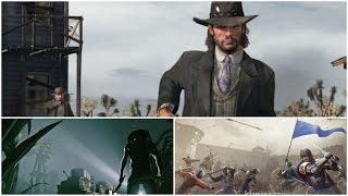 Две даты выхода Red Dead Redemption 2, секретное видео в Outlast 2 | Игровые новости