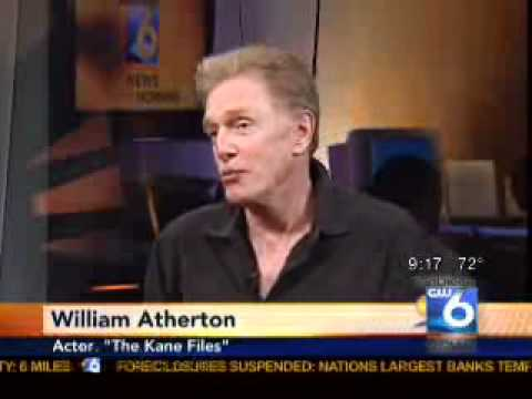 William Atherton and Benjamin Gourley talk about The Kane Files