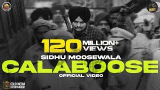 Calaboose (Official Video) Sidhu Moose Wala | Snappy | Moosetape