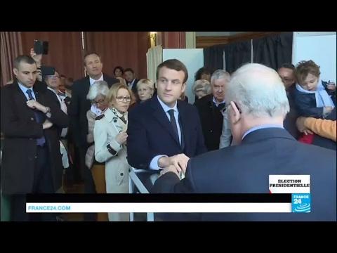 Présidentielle en France : Les candidats à l