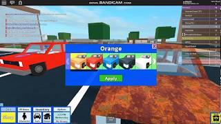 the first time on roblox