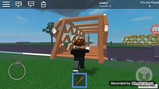 Mais um vídeo de lek Block no Roblox