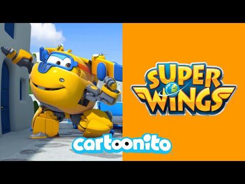 Super Wings   Train Trouble   Cartoonito UK
