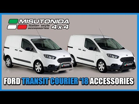 Misutonida x Italy: Ford Transit Courier accessories