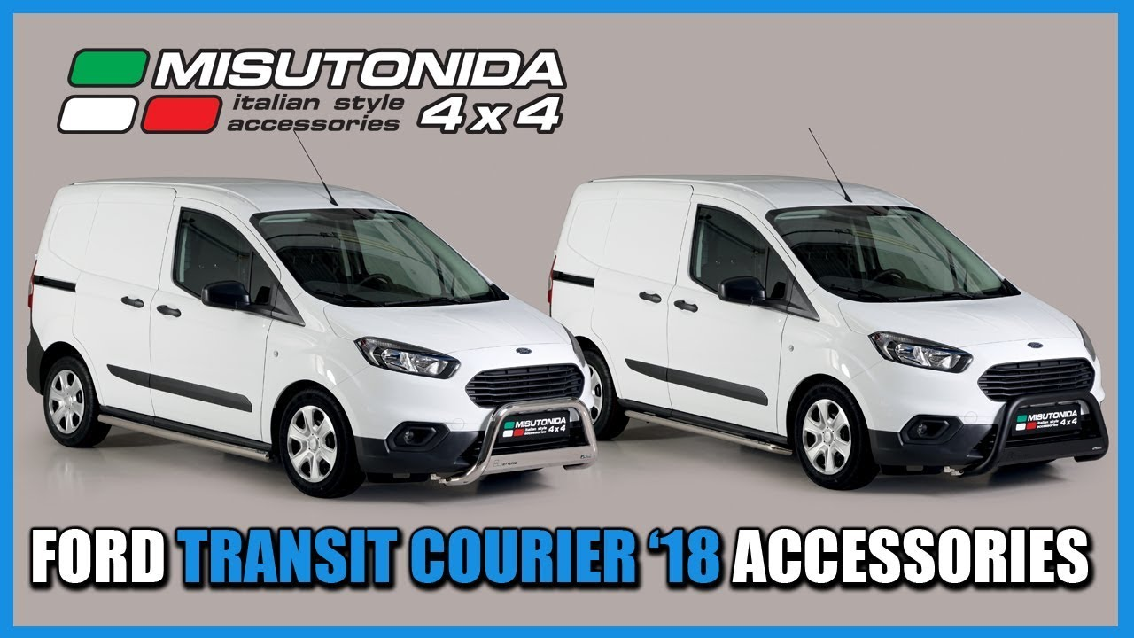 Misutonida 4x4 Italy Ford Transit Courier Accessories Youtube